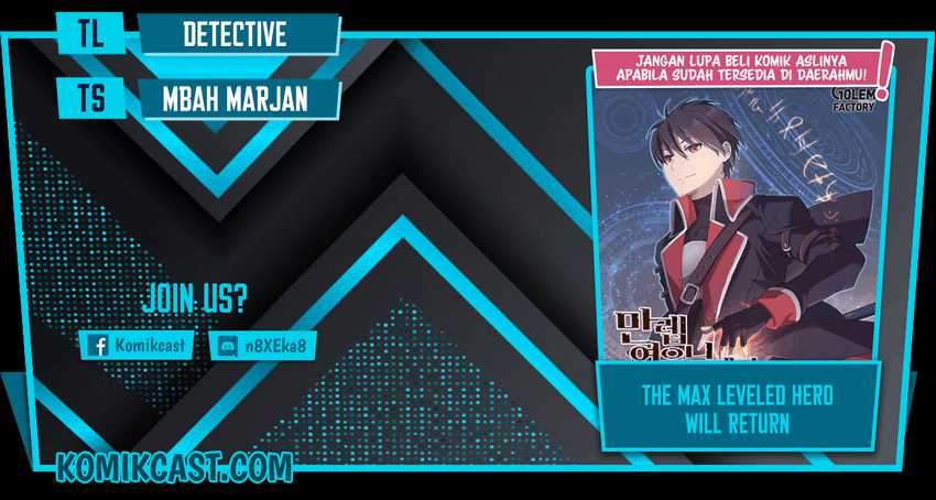 The Max Level Hero Has Returned! Chapter 60