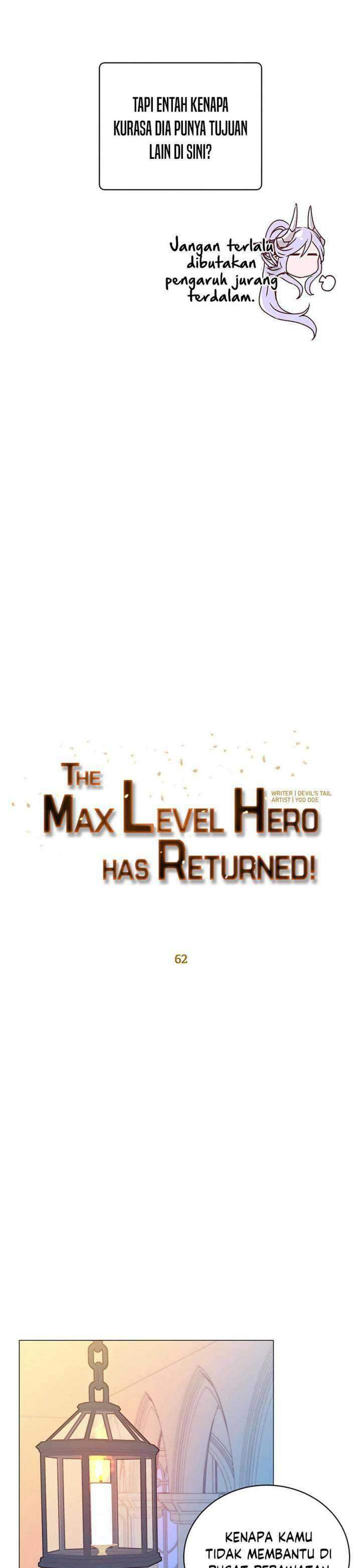 The Max Level Hero Has Returned! Chapter 62