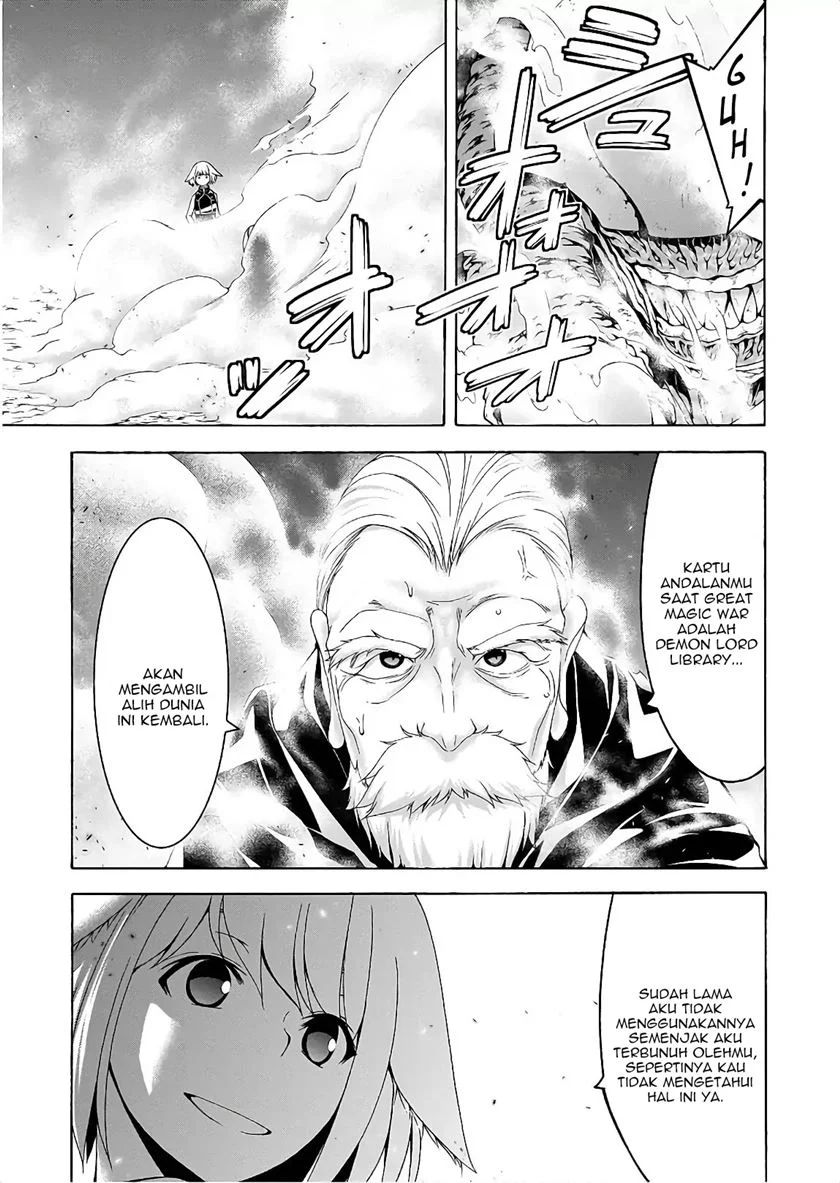 Trinity Seven Chapter 94