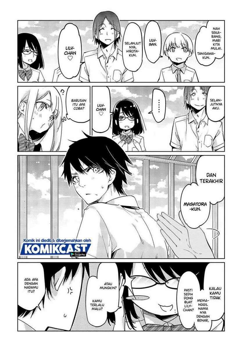 Oroka Na Tenshi Wa Akuma To Odoru Chapter 49