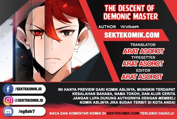 The Descent Of The Demonic Master Chapter 85