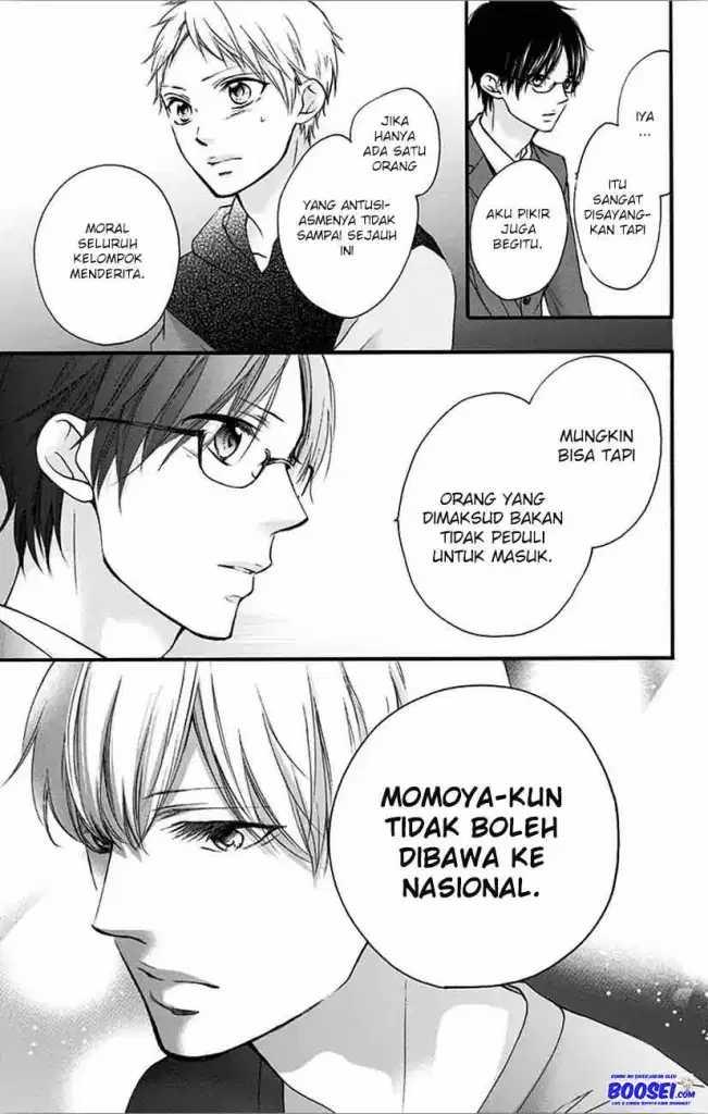 Kono Oto Tomare! Chapter 65