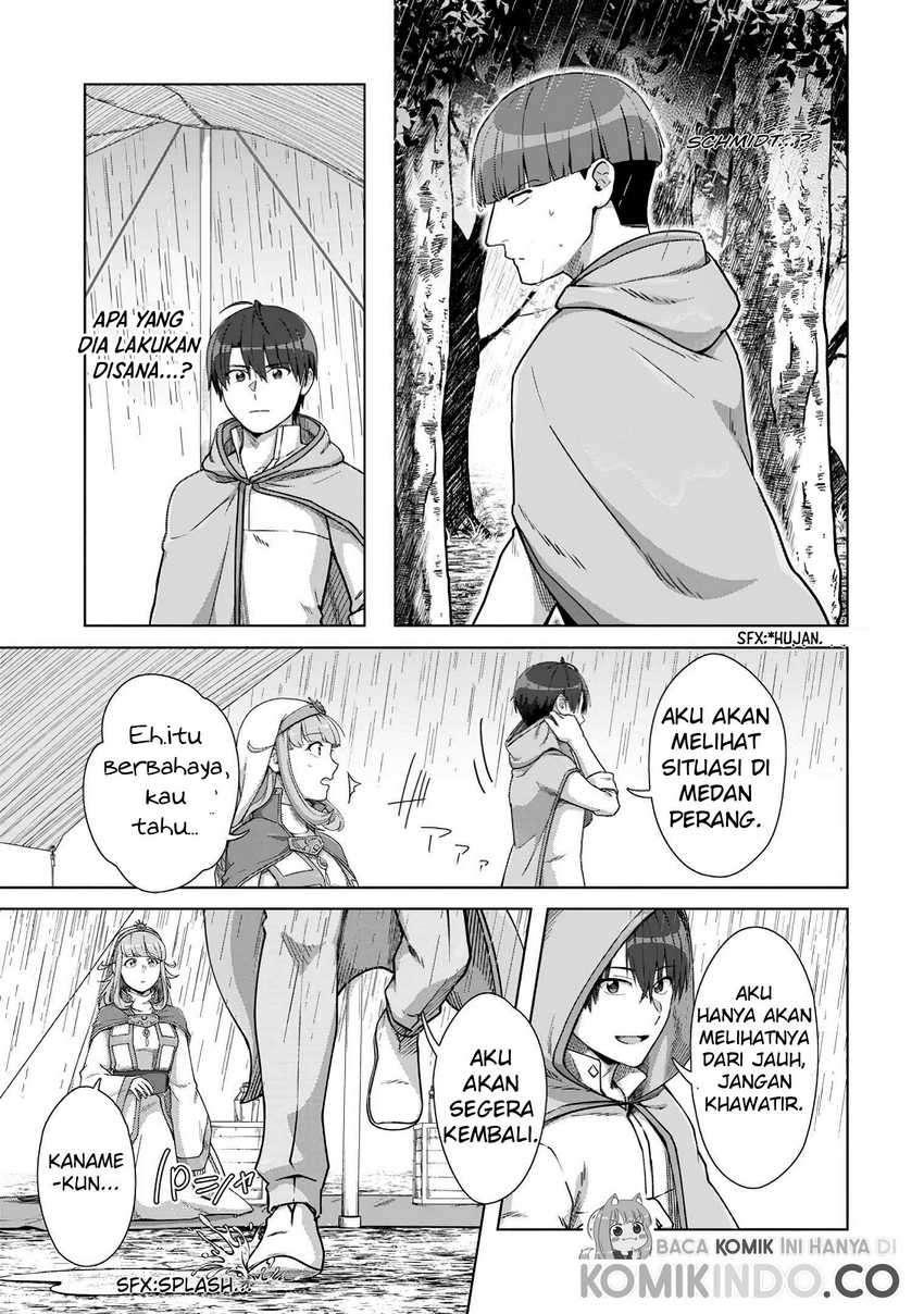 Tenshoku No Shinden Wo Hirakimashita Chapter 11