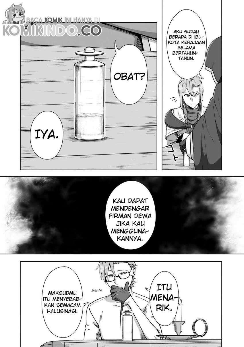 Tenshoku No Shinden Wo Hirakimashita Chapter 13