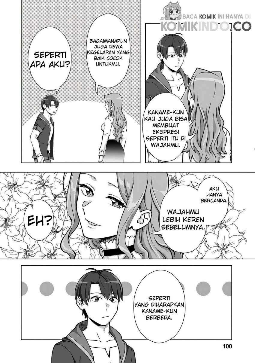 Tenshoku No Shinden Wo Hirakimashita Chapter 14