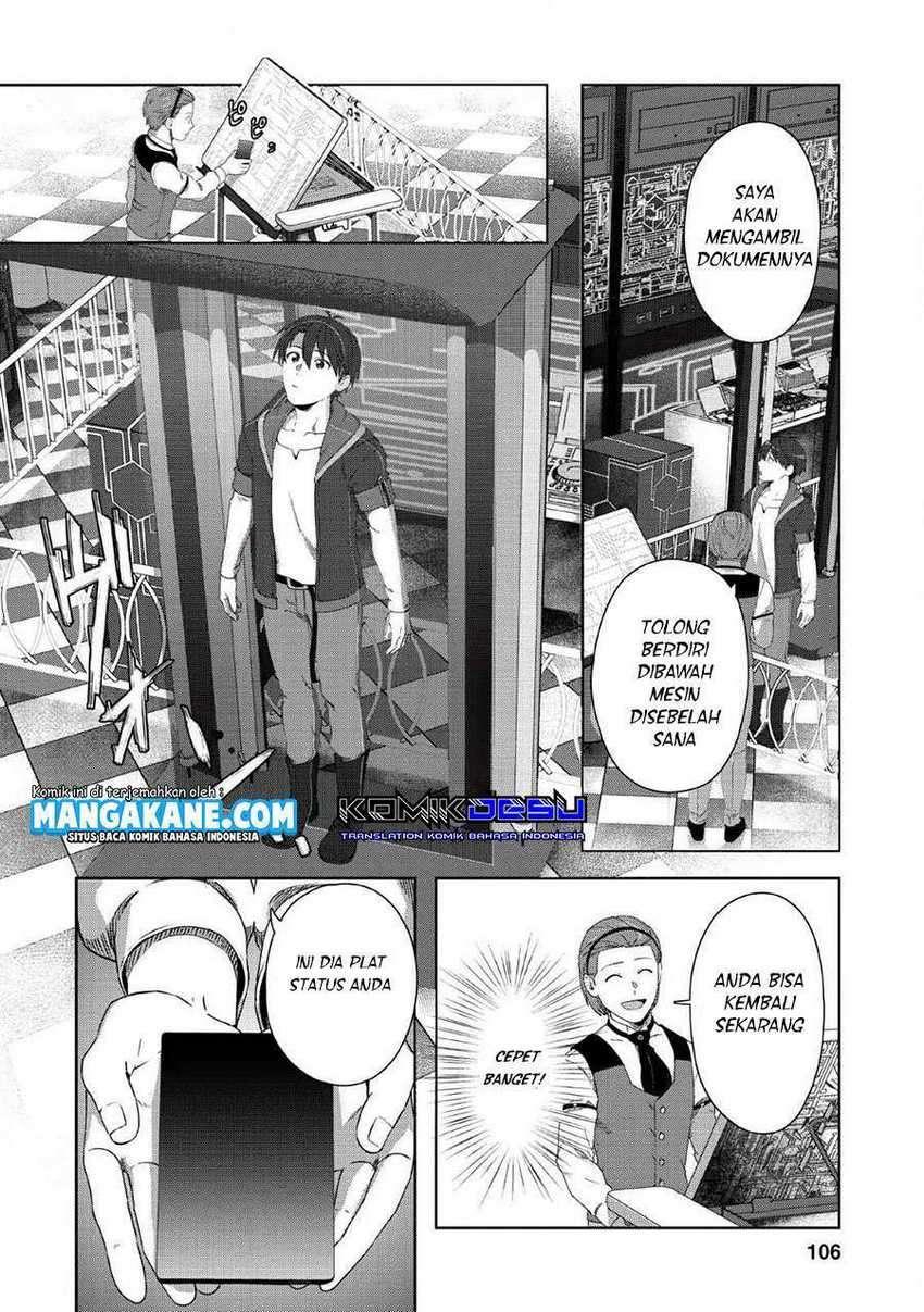 Tenshoku No Shinden Wo Hirakimashita Chapter 4