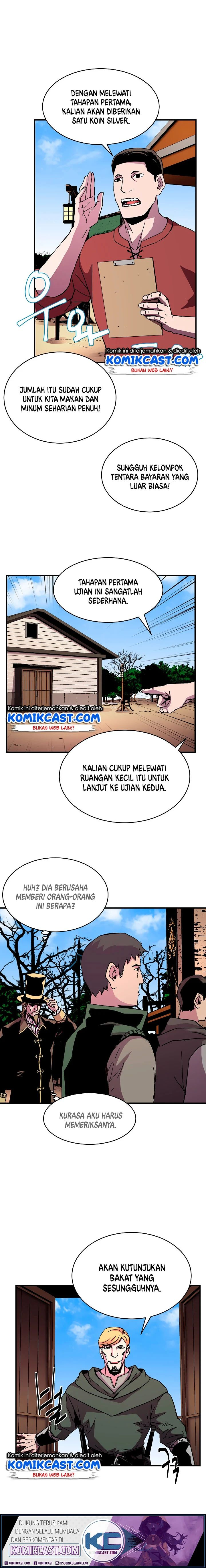 8 Circle Wizard's Reincarnation Chapter 43