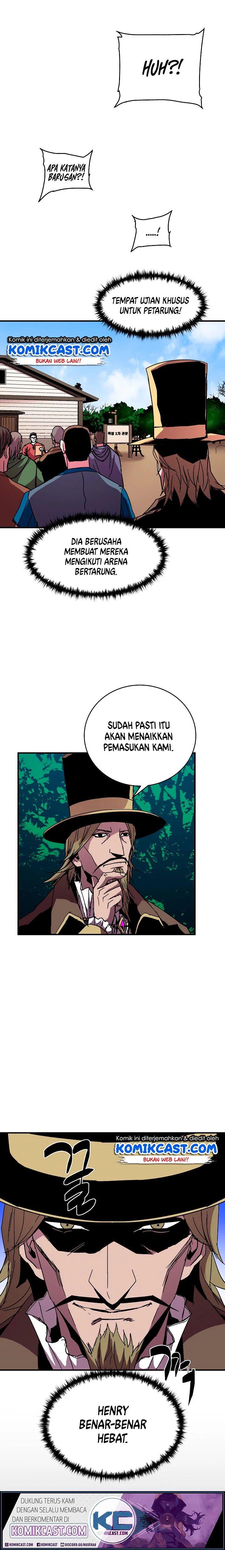 8 Circle Wizard's Reincarnation Chapter 44