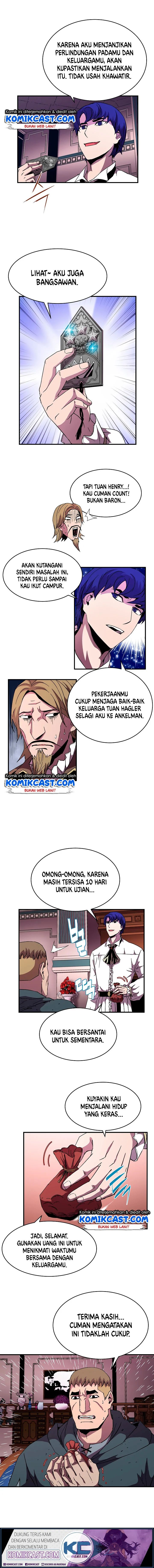 8 Circle Wizard's Reincarnation Chapter 45