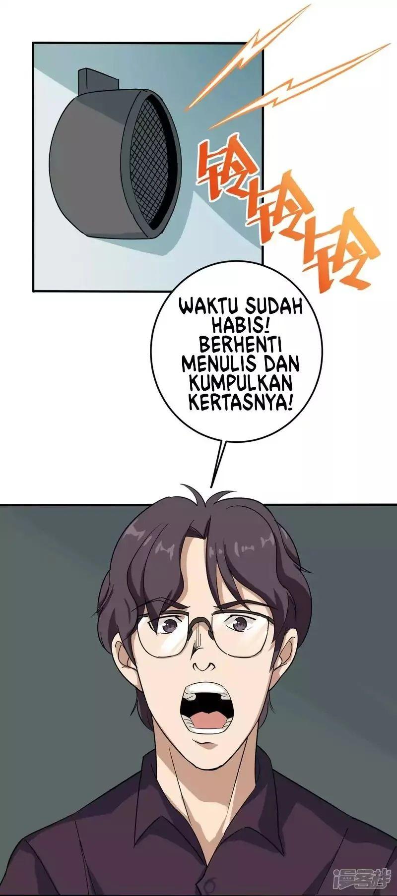 School Flower Master Chapter 4