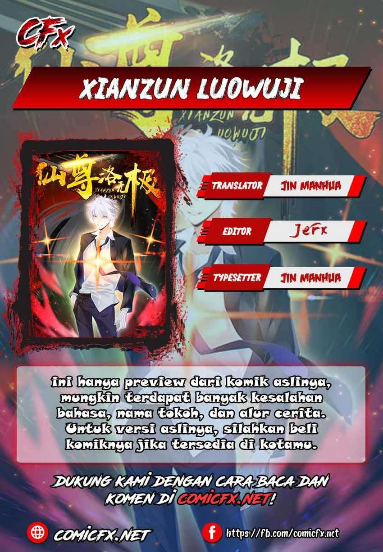Xianzun Luowuji Chapter 23