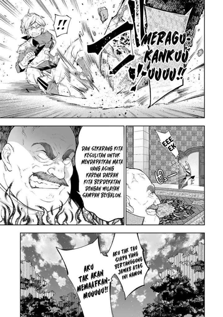 Teihen Ryoushu No Kanchigai Eiyuutan Chapter 6