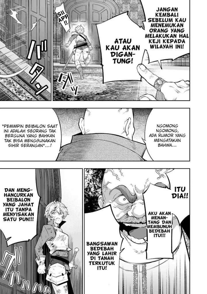 Teihen Ryoushu No Kanchigai Eiyuutan Chapter 7