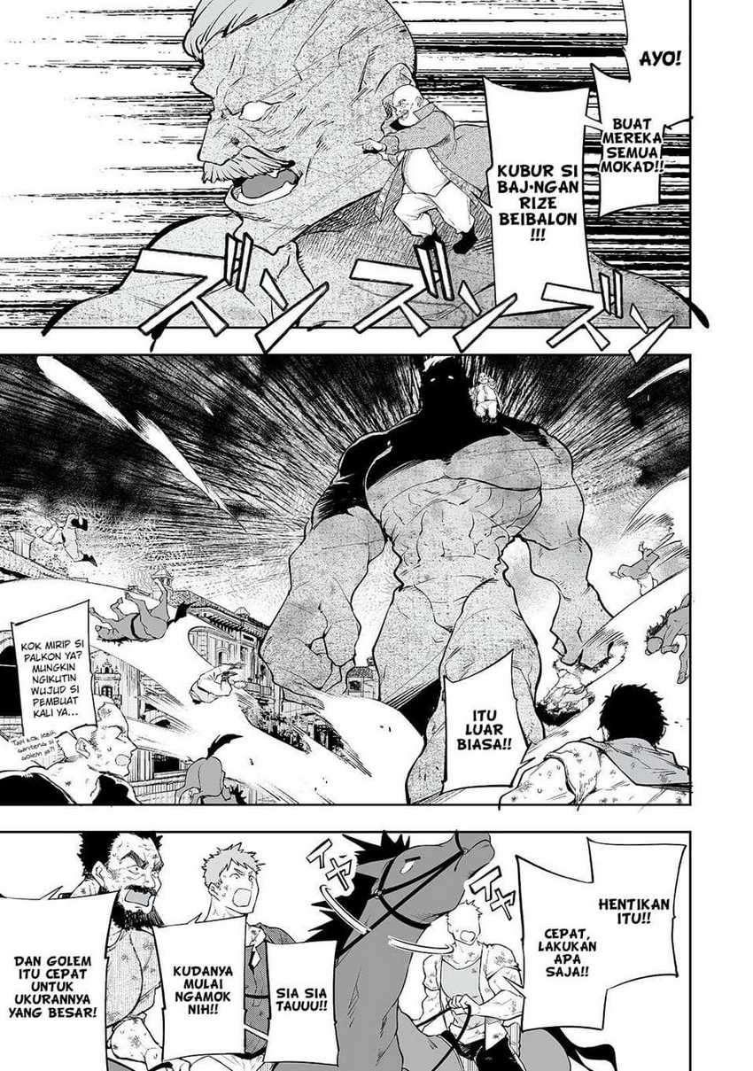 Teihen Ryoushu No Kanchigai Eiyuutan Chapter 9