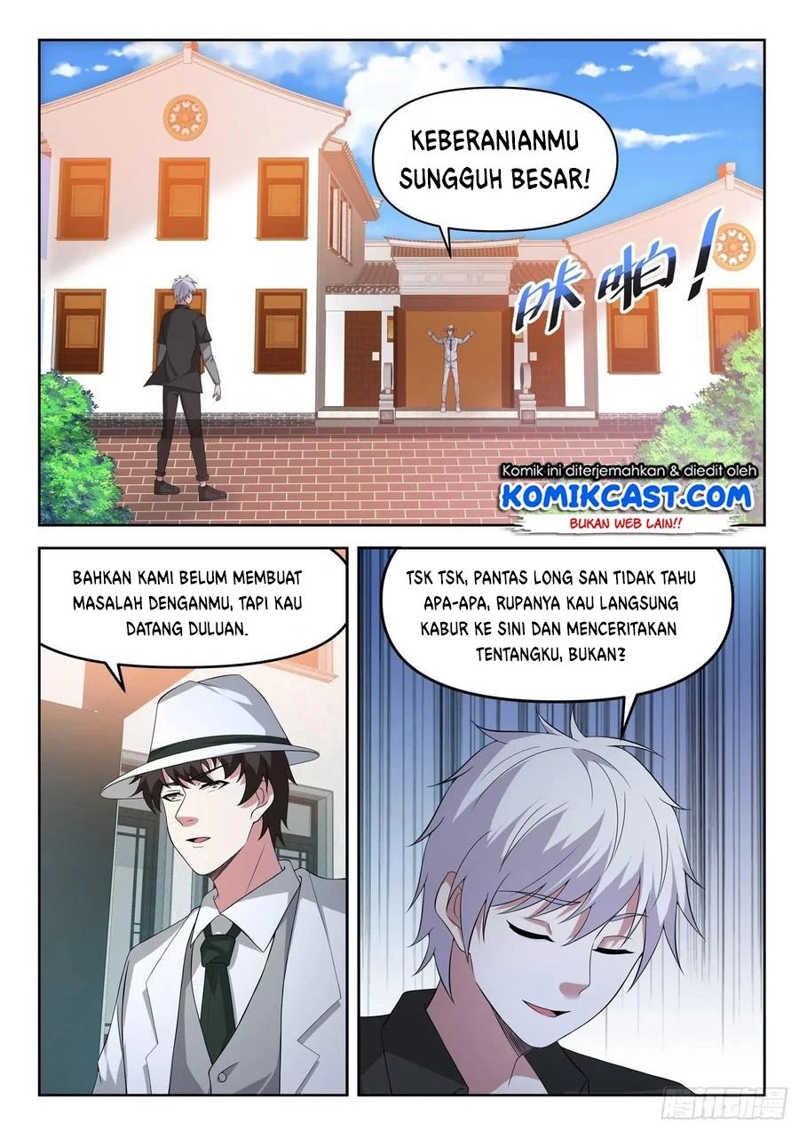 God Of The City Chapter 154