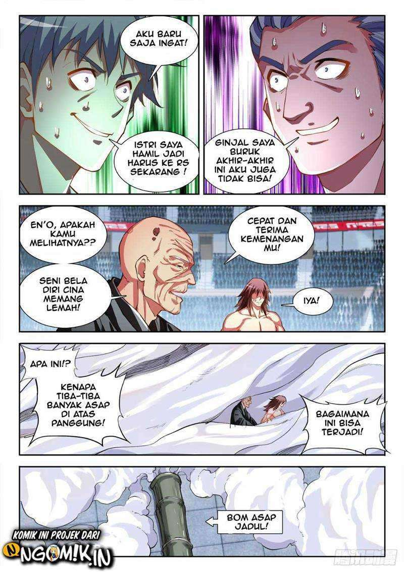 Ultimate Path Martial Arts Chapter 70