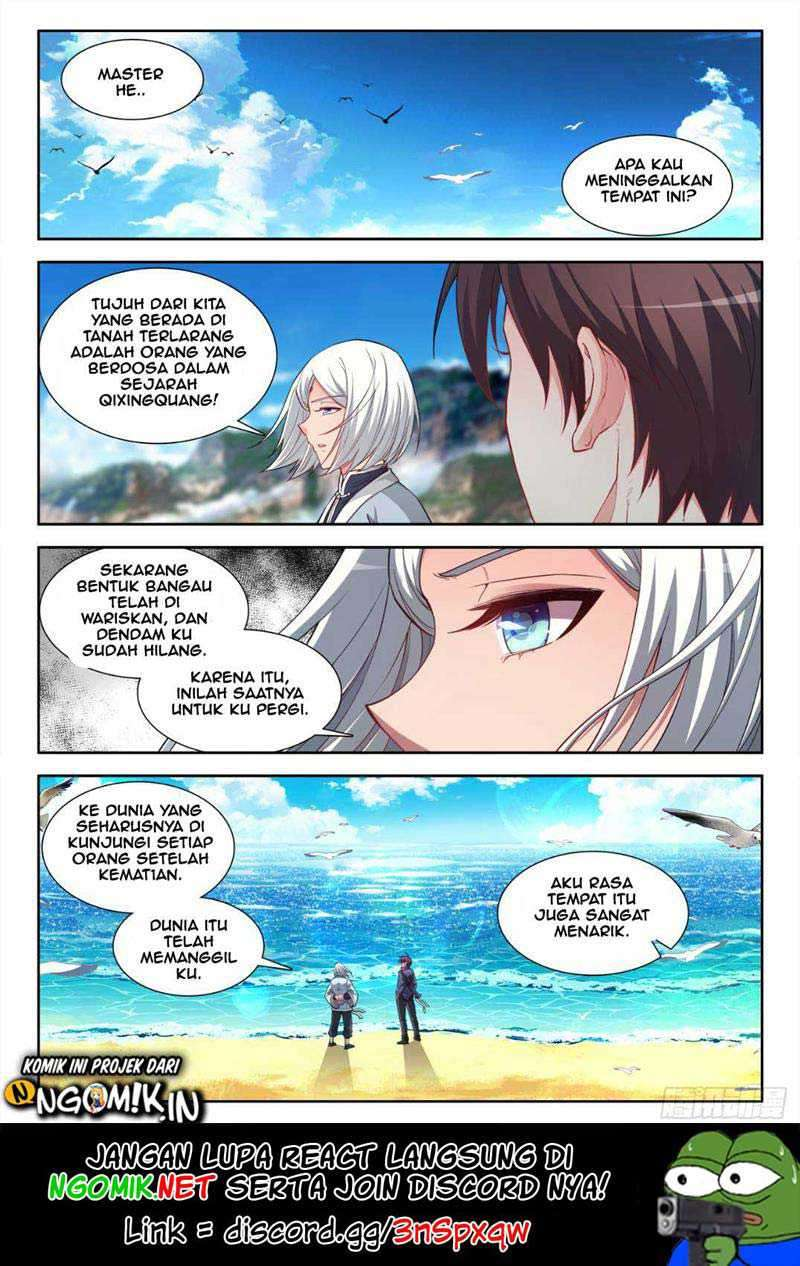 Ultimate Path Martial Arts Chapter 71