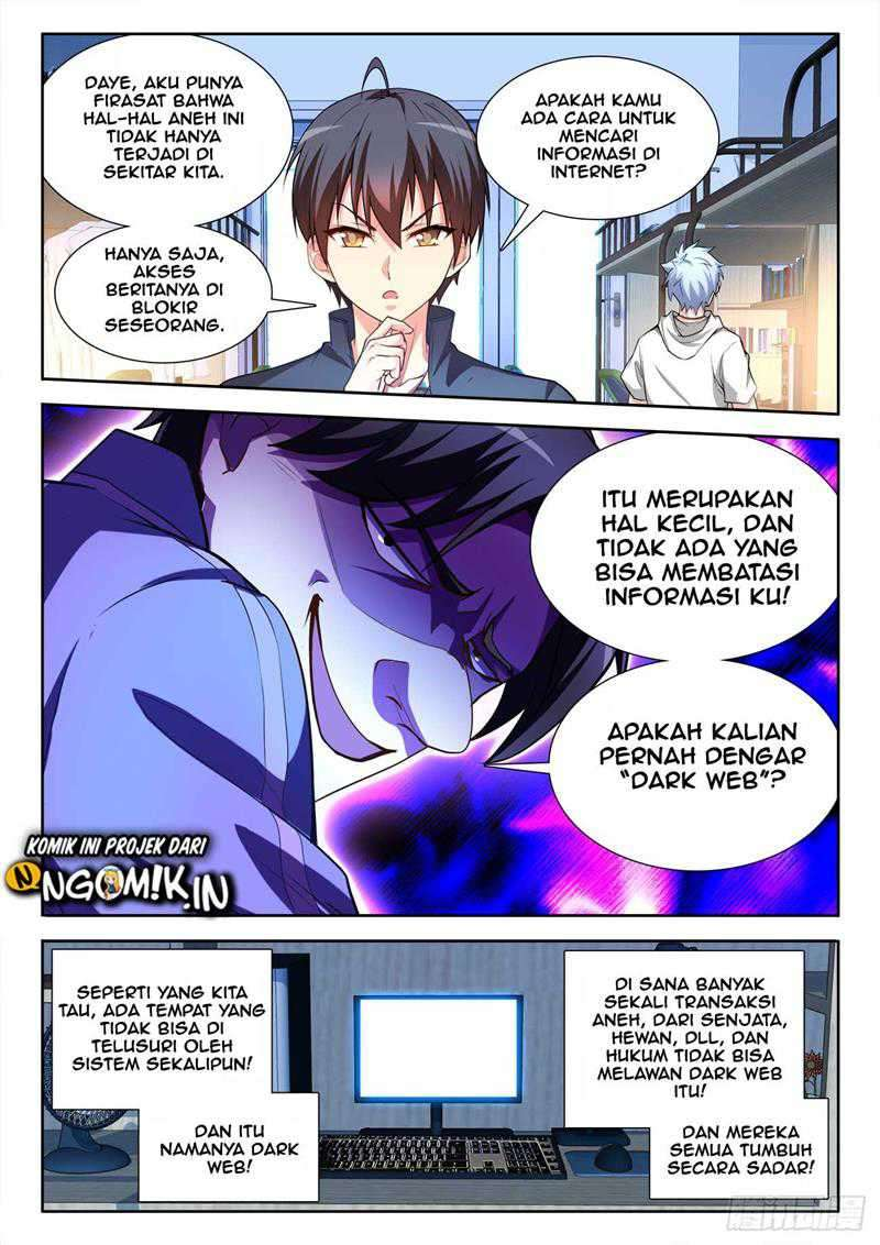 Ultimate Path Martial Arts Chapter 72