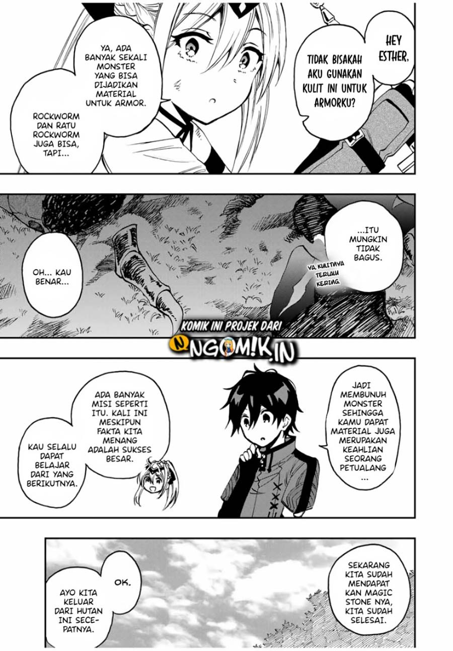 The Reincarnated Inferior Magic Swordsman Chapter 30