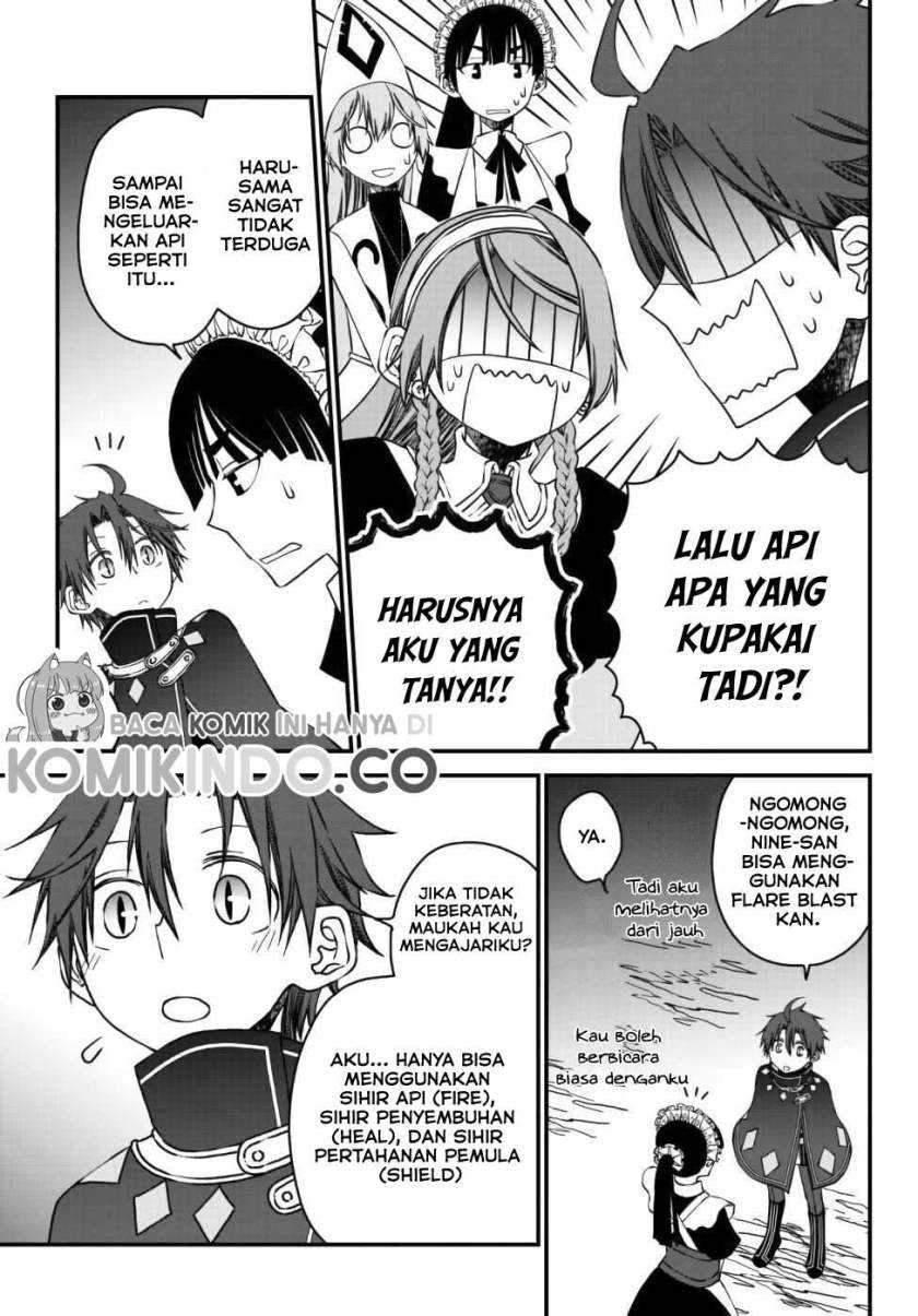 Tsuihou No Kenja, Sekai Wo Shiru Osanajimi Yuusha No Atsuryoku Kara Nigete Jiyuu Ni Natta Ore Chapter 6