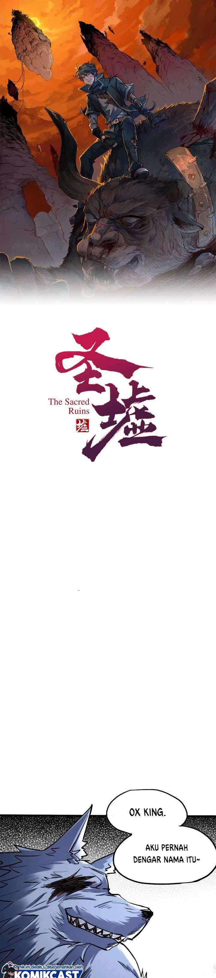 The Sacred Ruins Chapter 69