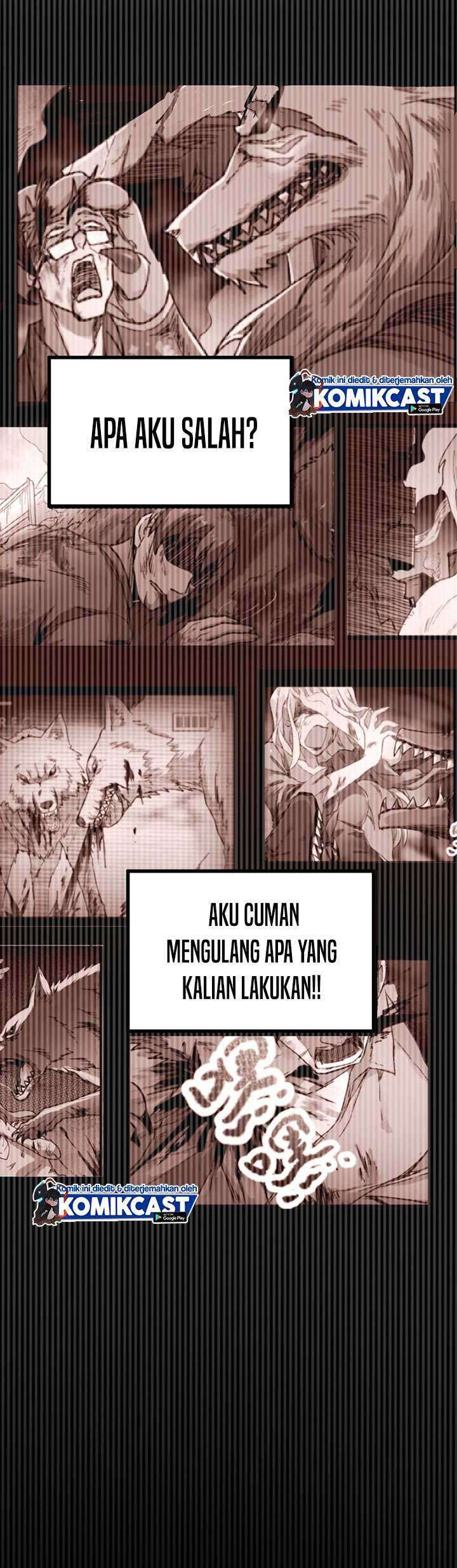 The Sacred Ruins Chapter 71
