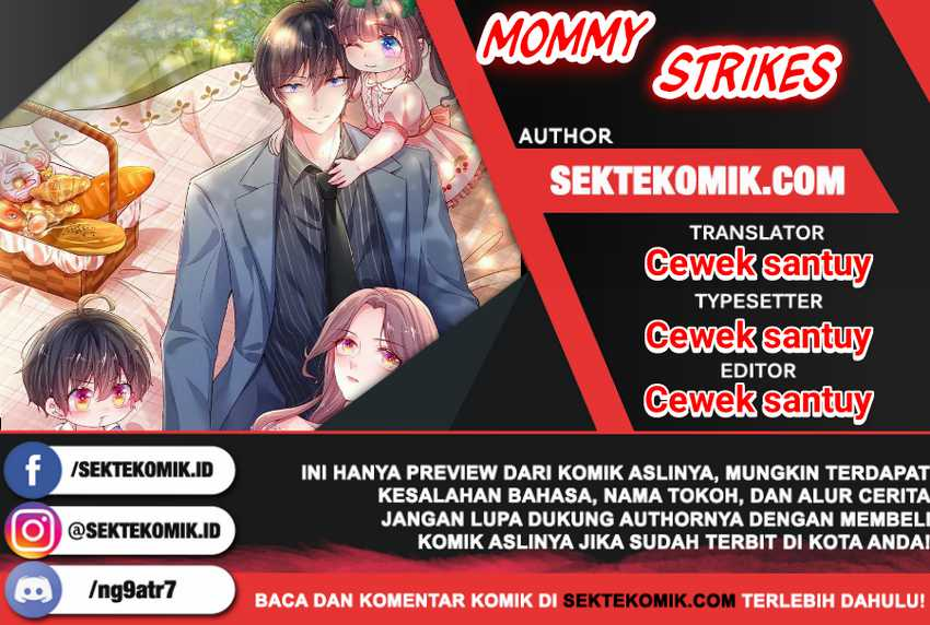 Mommy Strikes Daddy, Please Take The Move Chapter 22