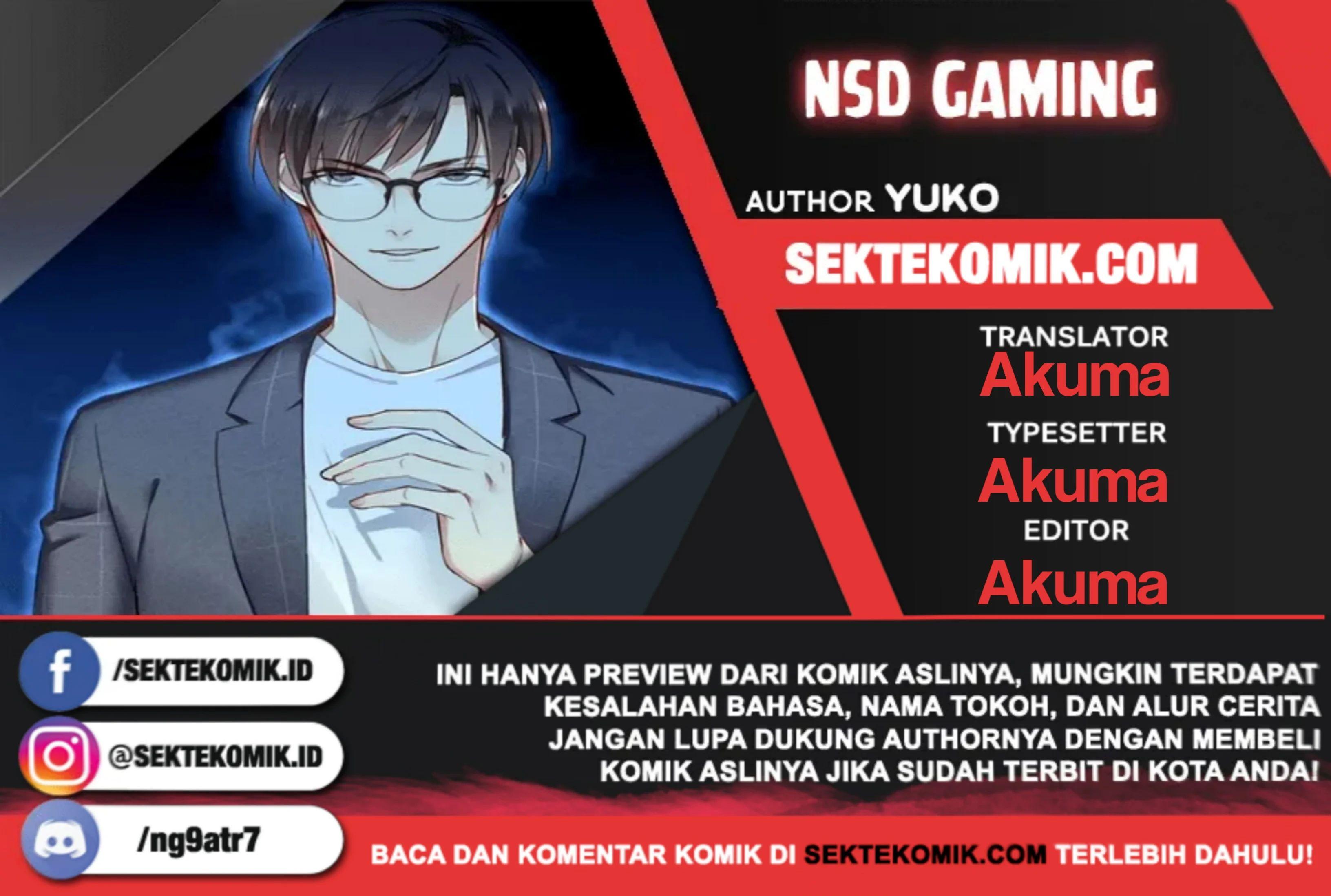 Nsd Gaming Chapter 165
