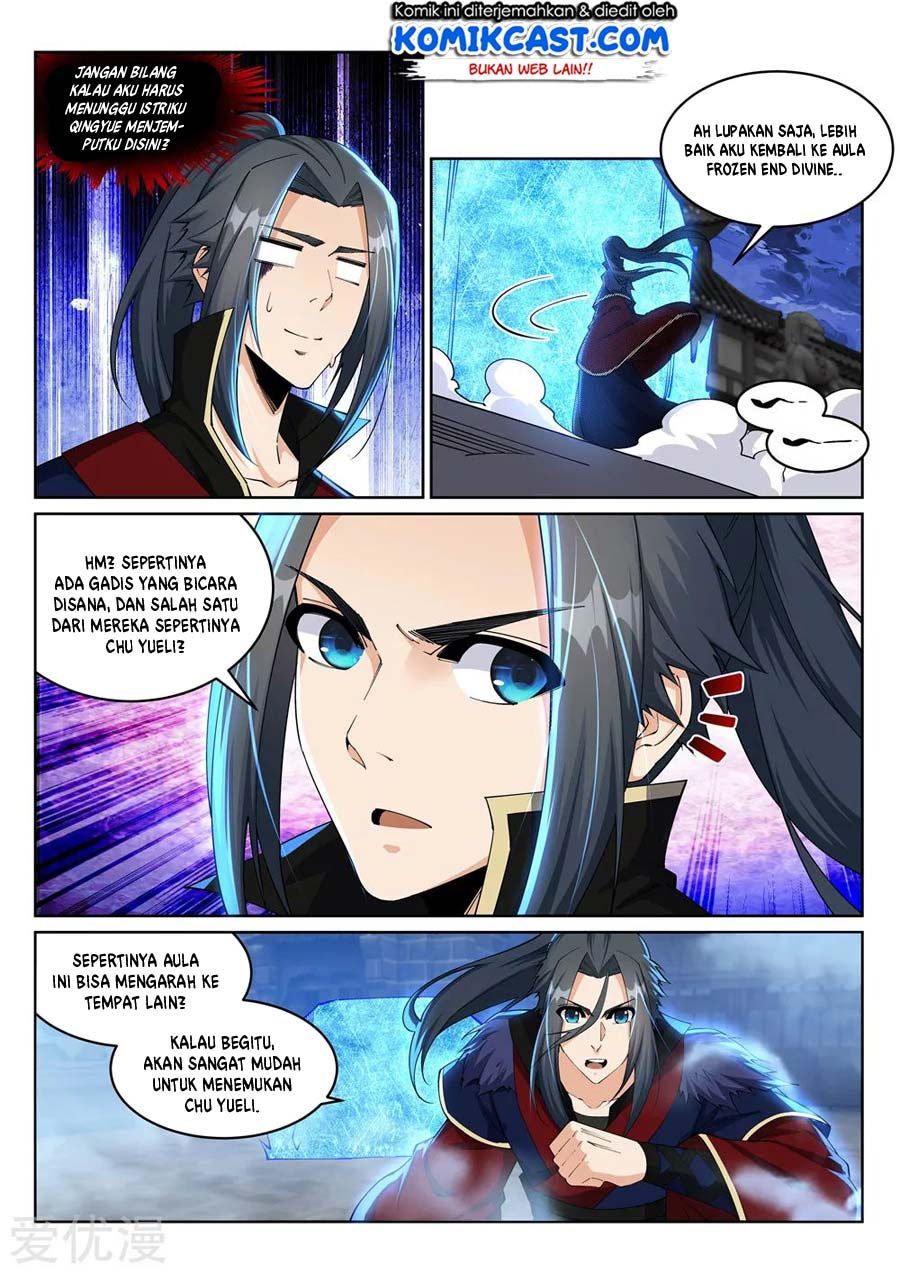 Against The Gods Chapter 211