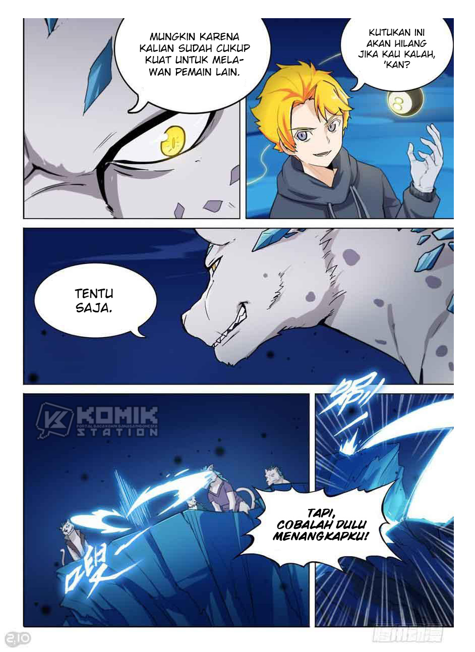 Silver Gravekeeper Chapter 299