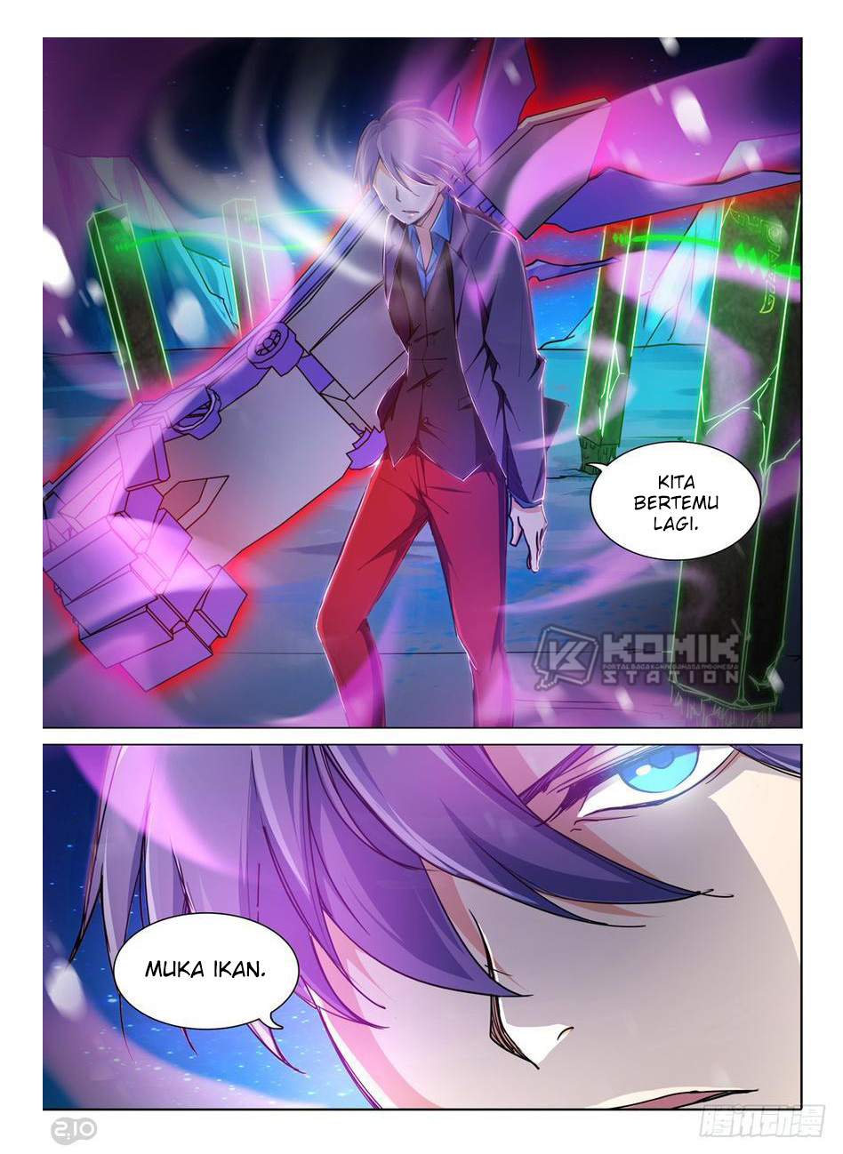 Silver Gravekeeper Chapter 302