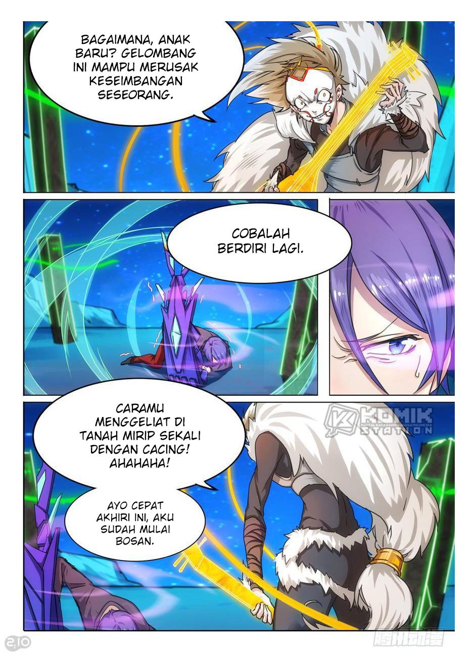 Silver Gravekeeper Chapter 303
