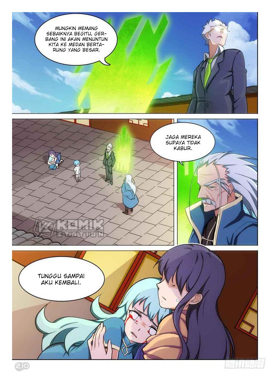 Silver Gravekeeper Chapter 313