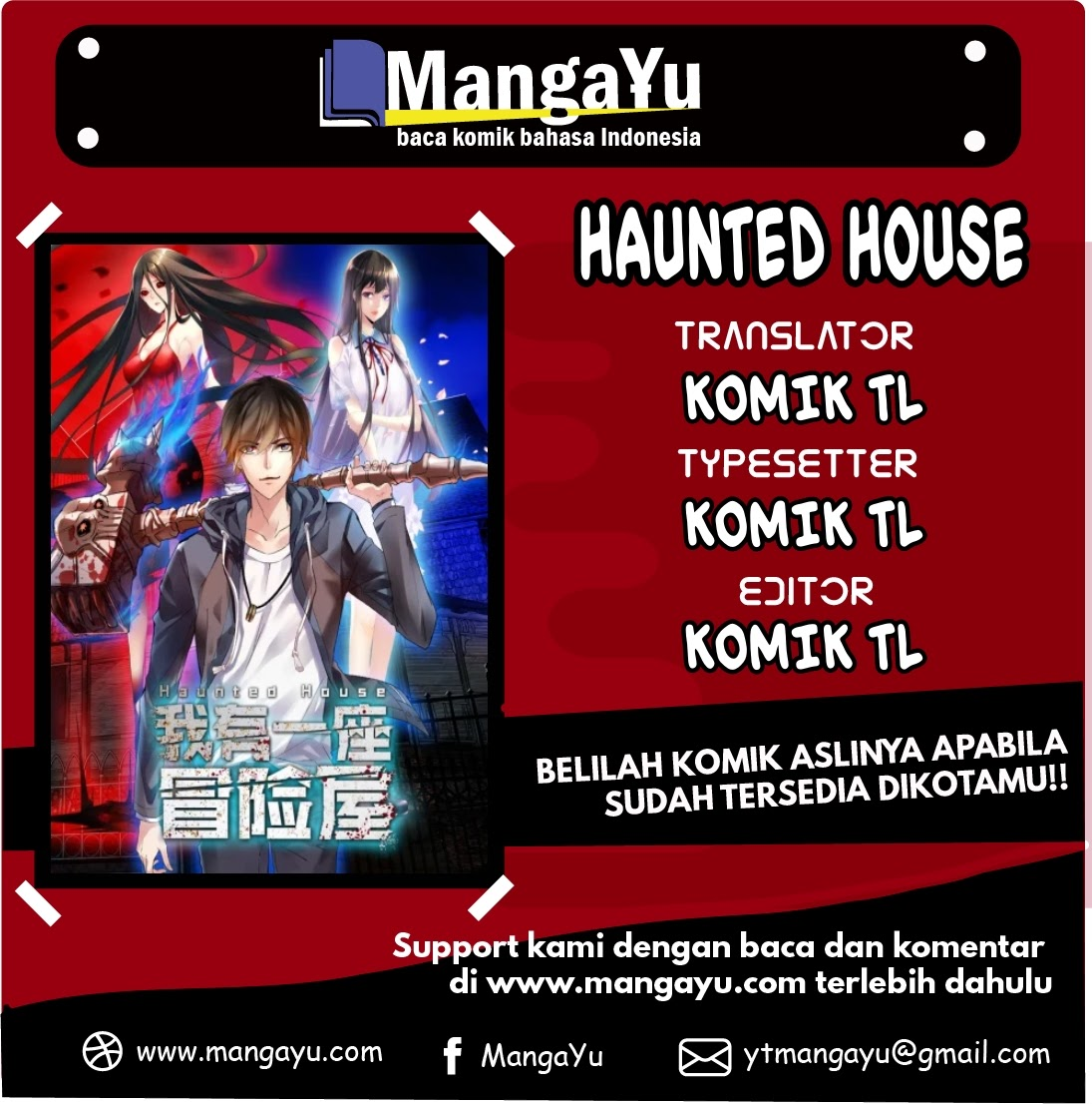 Haunted House Chapter 19