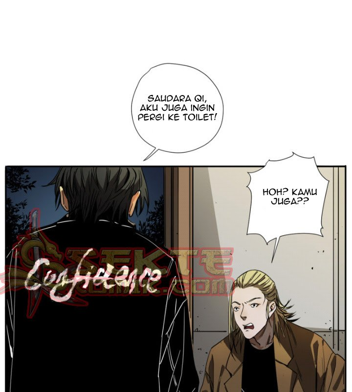 End Of Nightmare Chapter 12