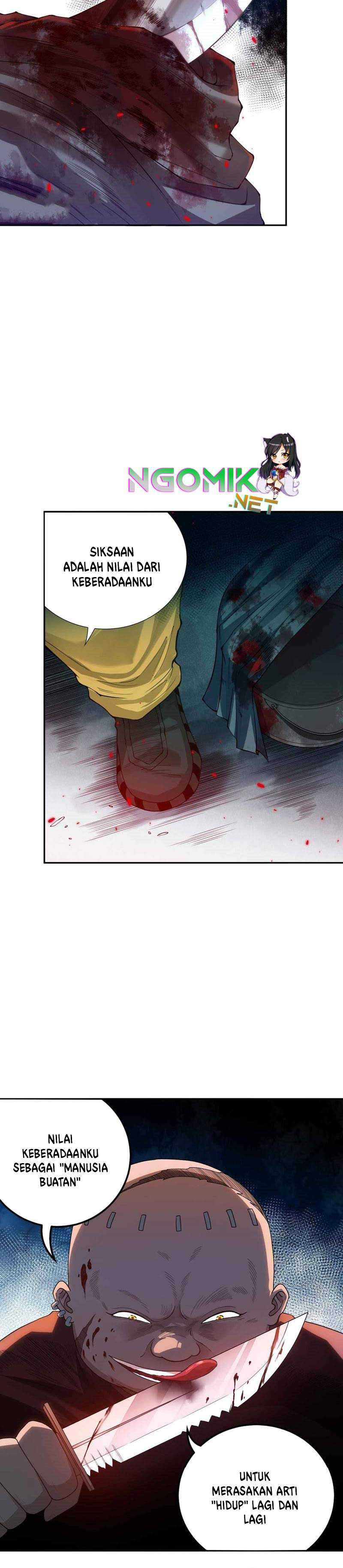 Ultimate Soldier Chapter 114