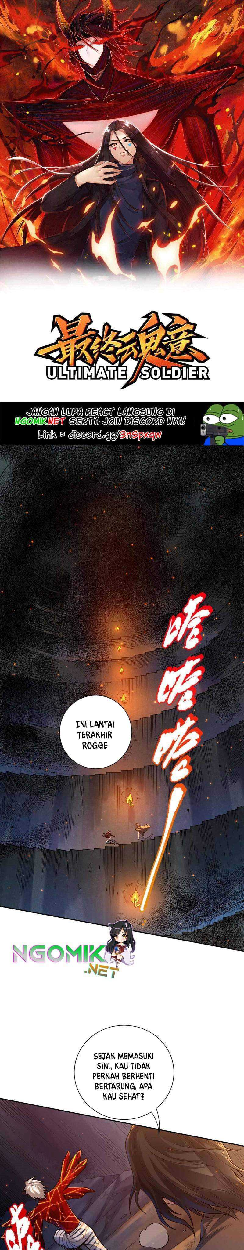 Ultimate Soldier Chapter 115