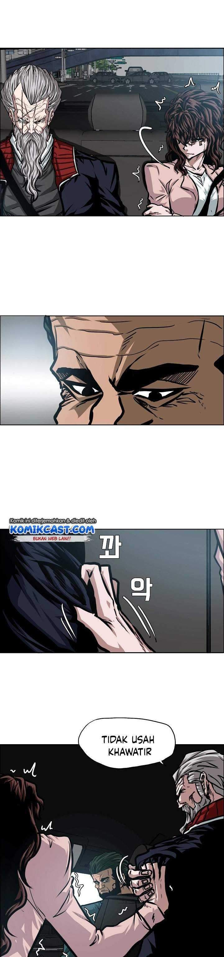 Rooftop Sword Master Chapter 76