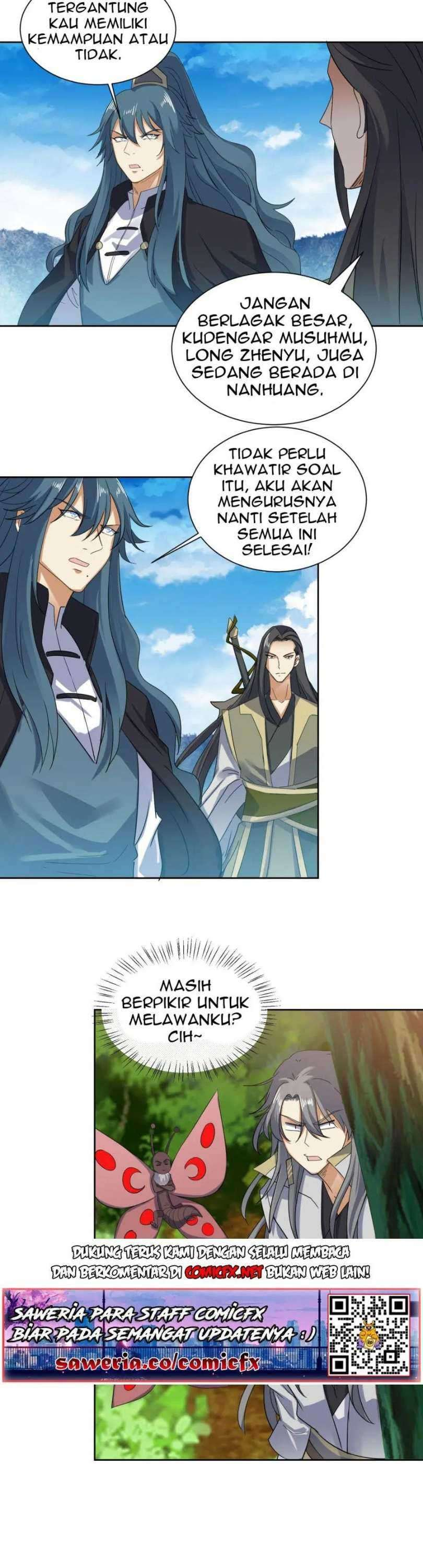 The Nine Heaven Of Martial Arts Chapter 184