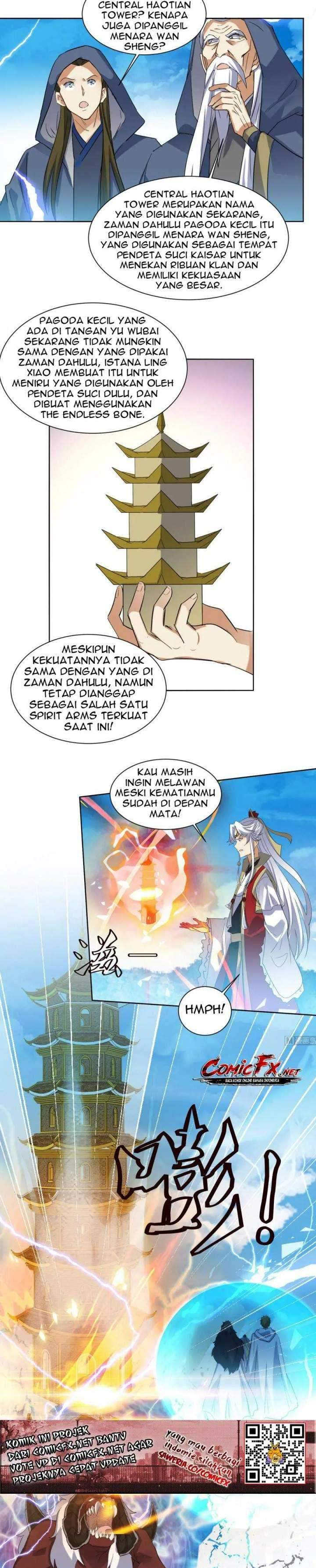 The Nine Heaven Of Martial Arts Chapter 191