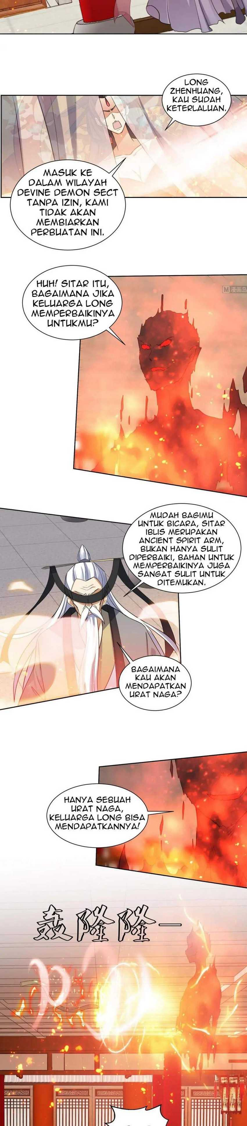 The Nine Heaven Of Martial Arts Chapter 211