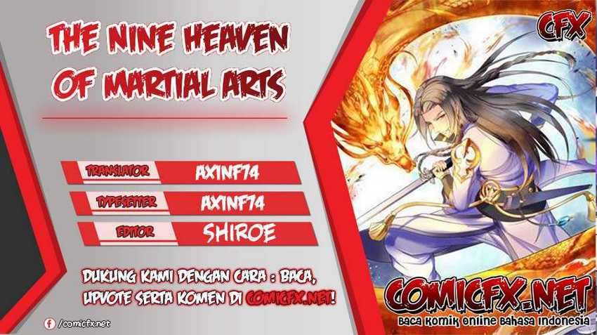The Nine Heaven Of Martial Arts Chapter 212