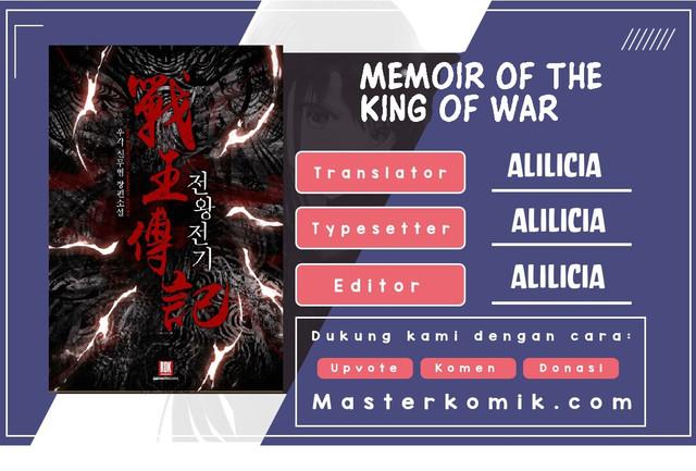 Memoir Of The King Of War Chapter 1