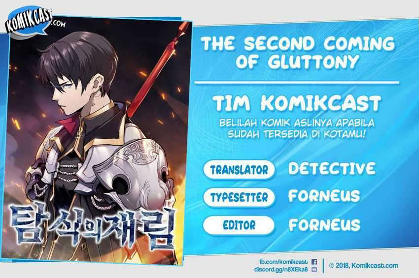 The Second Coming Of Gluttony Chapter 62