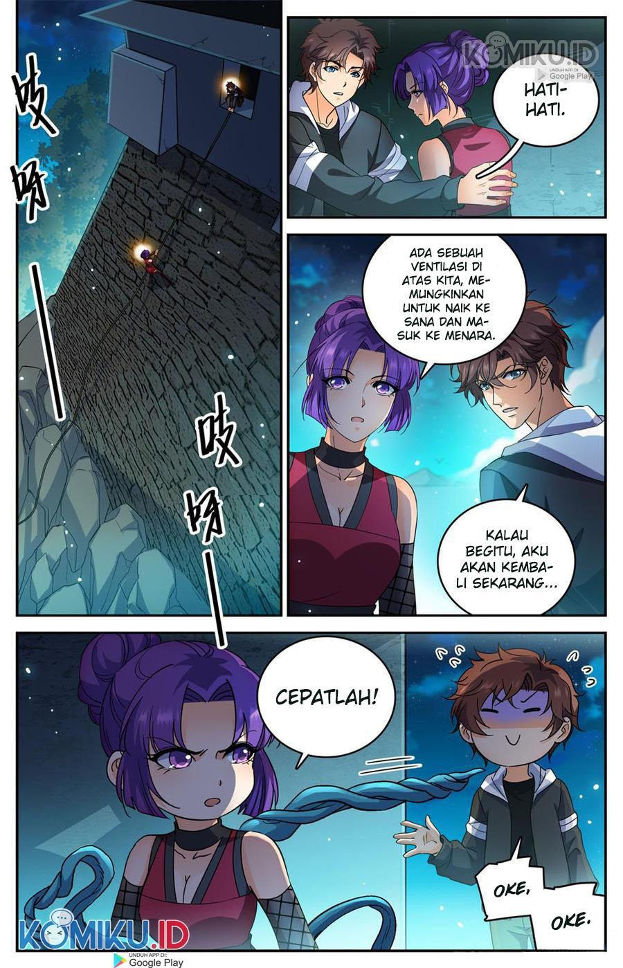 Versatile Mage Chapter 501