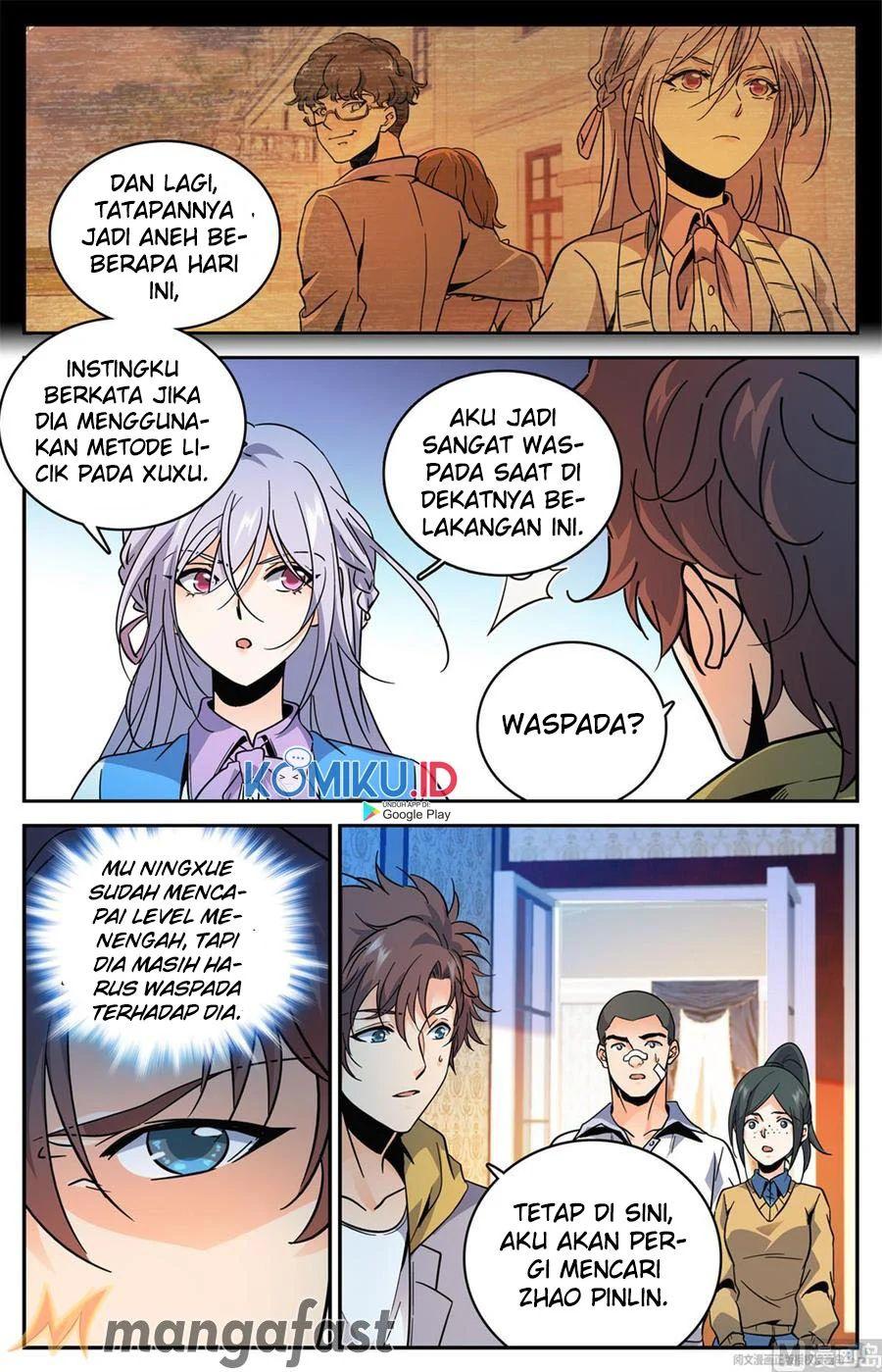 Versatile Mage Chapter 557