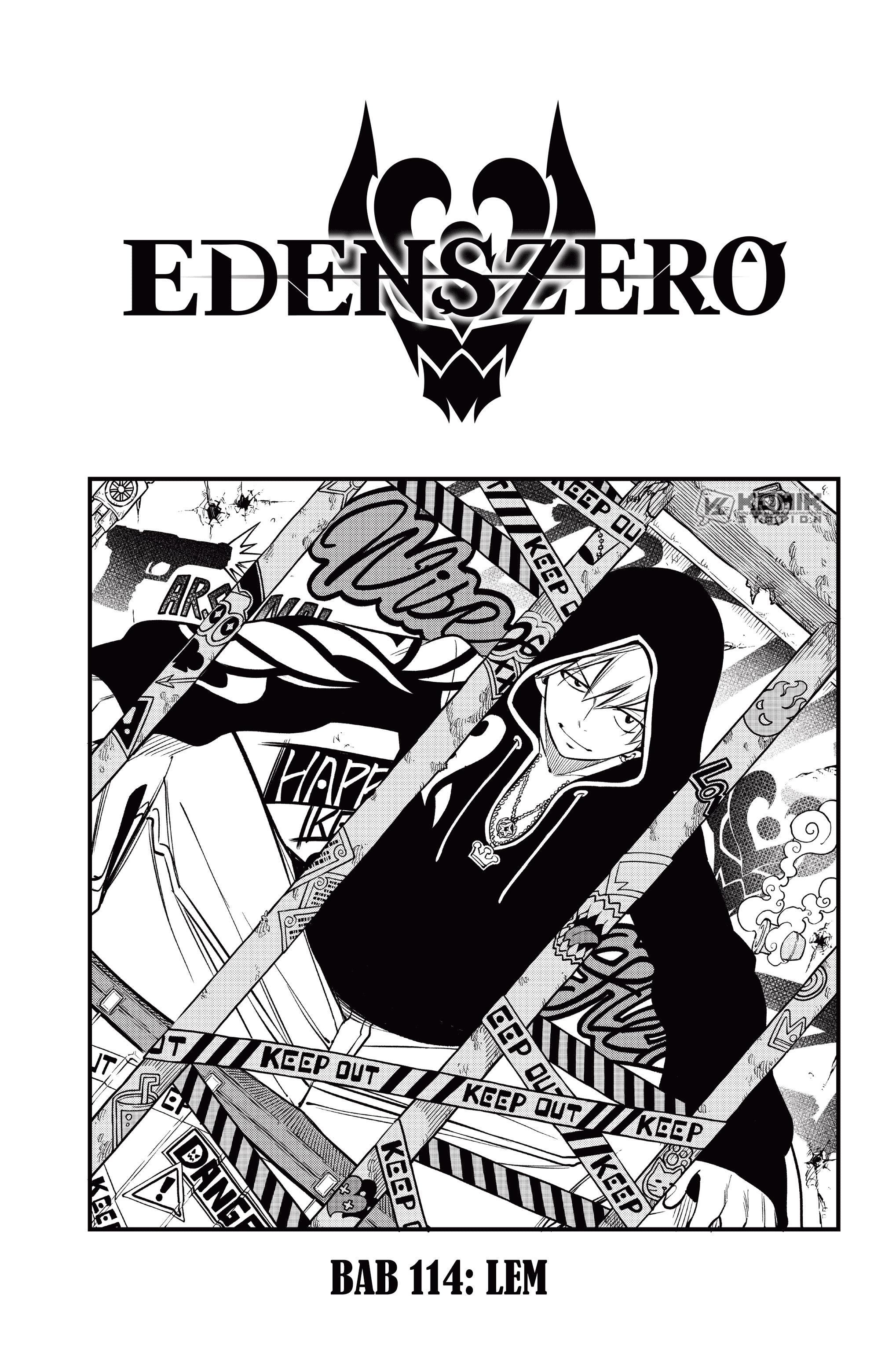 Eden's Zero Chapter 114