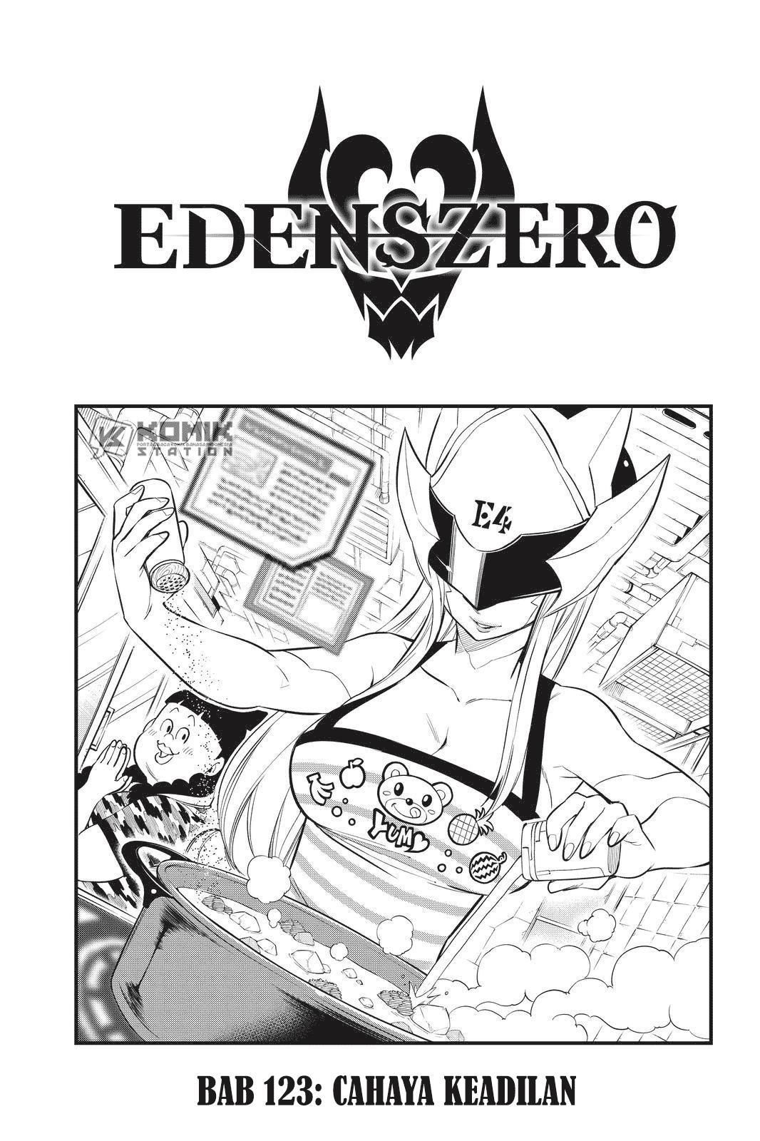 Eden's Zero Chapter 123