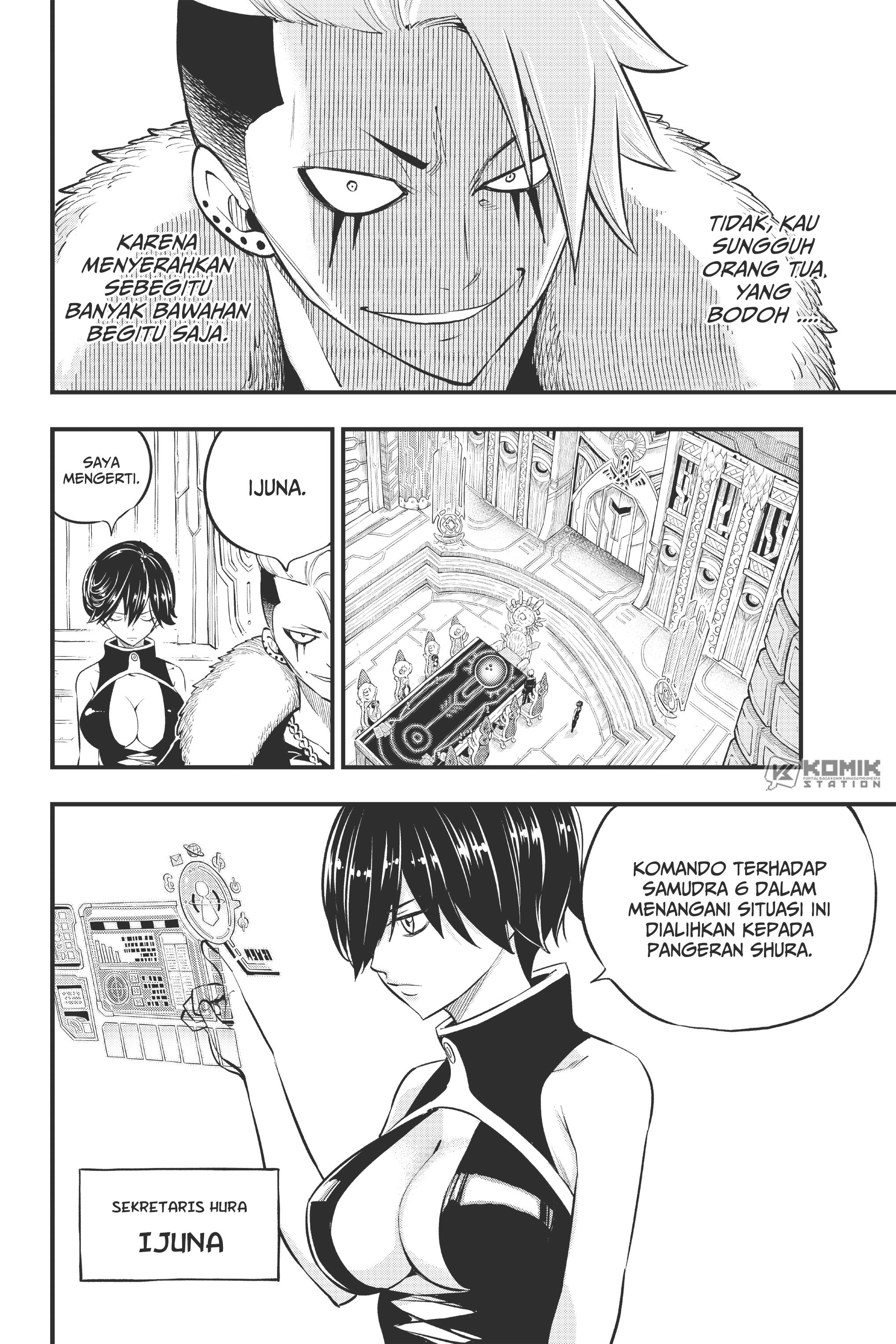 Eden's Zero Chapter 130