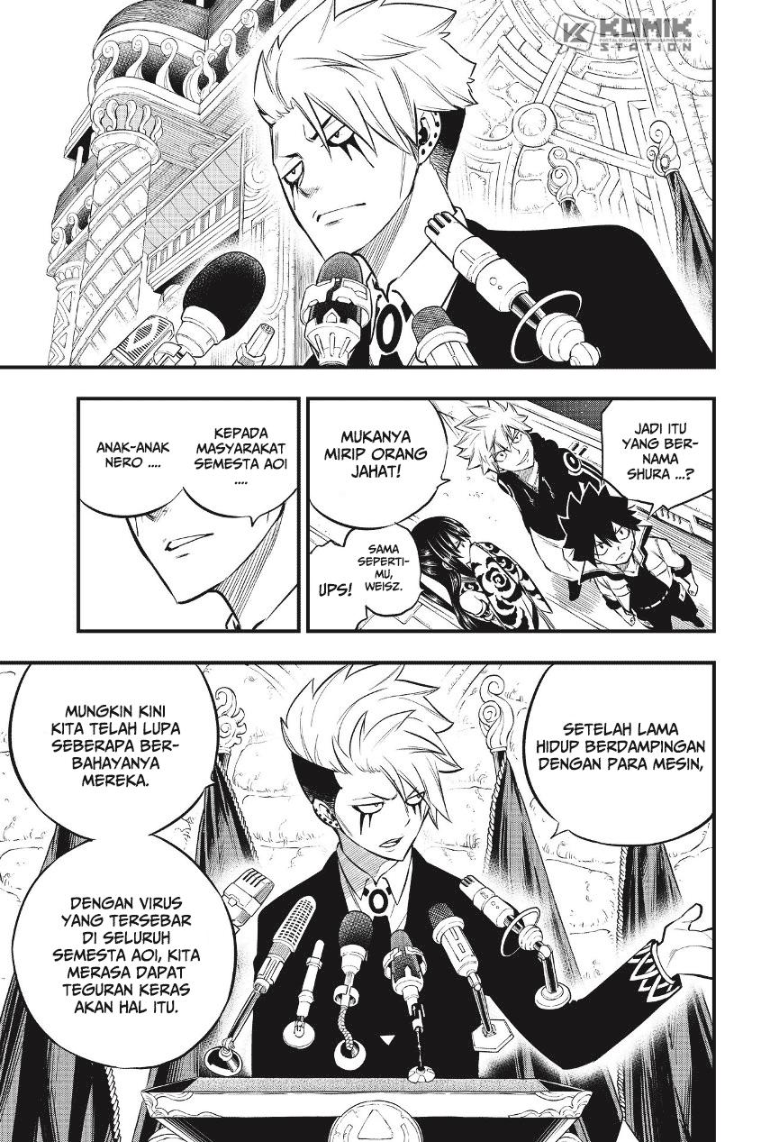 Eden's Zero Chapter 134